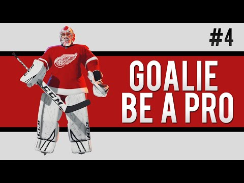 "NHL 20: Goalie Be A Pro #4 - ""The Return?"""
