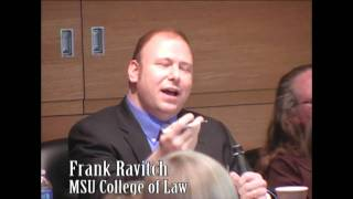 Frank Ravitch debates free speech & Westboro Baptist Church at MSU