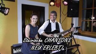 Steirische Chansons mit Duo Marmelade