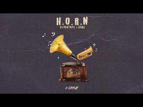 KUBI & CLOCKTAPE - HORN