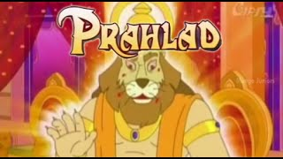 Prahlad Animated Full Movie | Narasimha Avatar Prahlada Charitra | Animation stories for Children