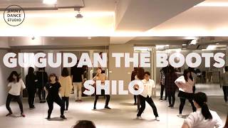 gugudan the boots Dance cover (mirrored) by Shilo/Jimmy dance studio
