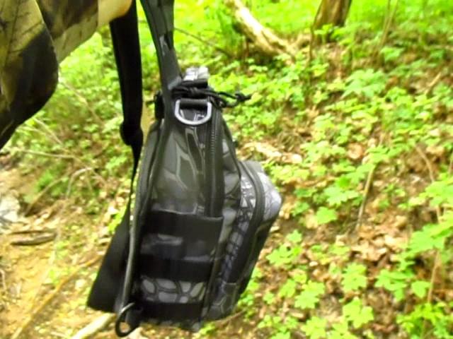 Небольшой рюкзачок  для рыбалки с поплавочной удочкой с Aliexpress