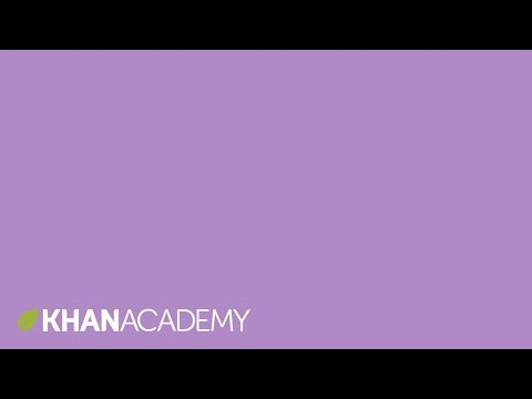 Worked example: Living in a rational society | MCAT | Khan Academy