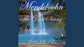 String Symphony No. 11 in F Major: IV. Menuetto, Allegro moderato