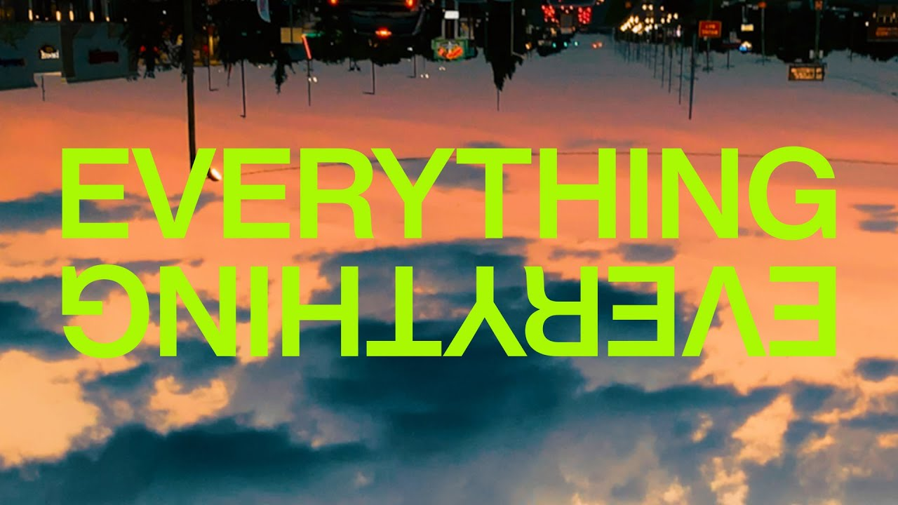 EVERYTHING EVERYTHING (OFFICIAL LYRIC VIDEO) ⁠— ELEVATION RHYTHM
