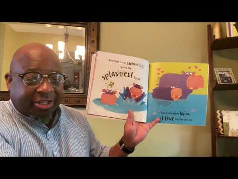Read-Aloud with Ron Wooden, Havre de Grace Elementary School Principal (For Ages 2+)