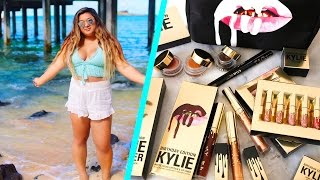 KYLIE JENNER UNBOXING!! ENTIRE BIRTHDAY COLLECTION