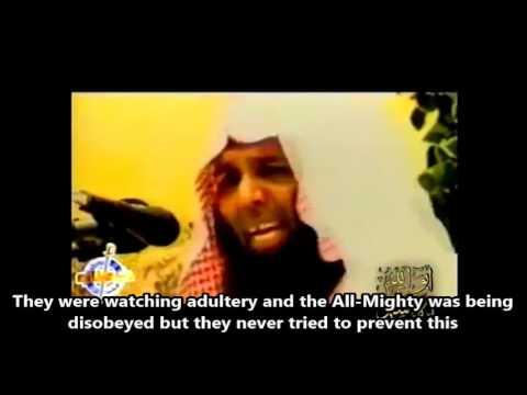 Allah's Punishment (Tsunami): Sheikh Khalid Ar-Rashid (English Subs) Emotional