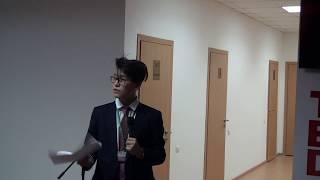 Bakenov Nurzhan: Digitalization(Цифровизация). TEDx NIS Pavlodar (Russian)
