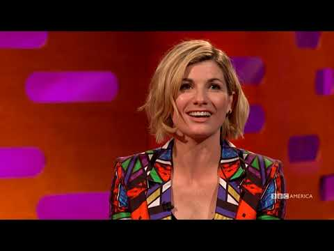 How Jodie Whittaker Found Out She Was Doctor Who | The Graham Norton Show | BBC America