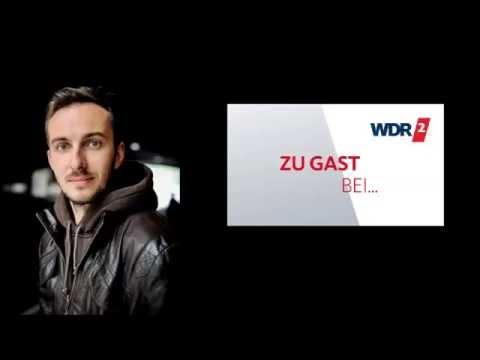 """Jan Böhmermann bei """"Zu Gast bei"""" (mit Thomas Bug) [WDR2] (17.01.2015)"""