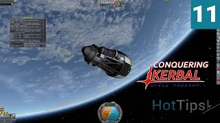 Kerbal Space Program [1.1.2] - Ep 11 - RemoteTech Landing - Let