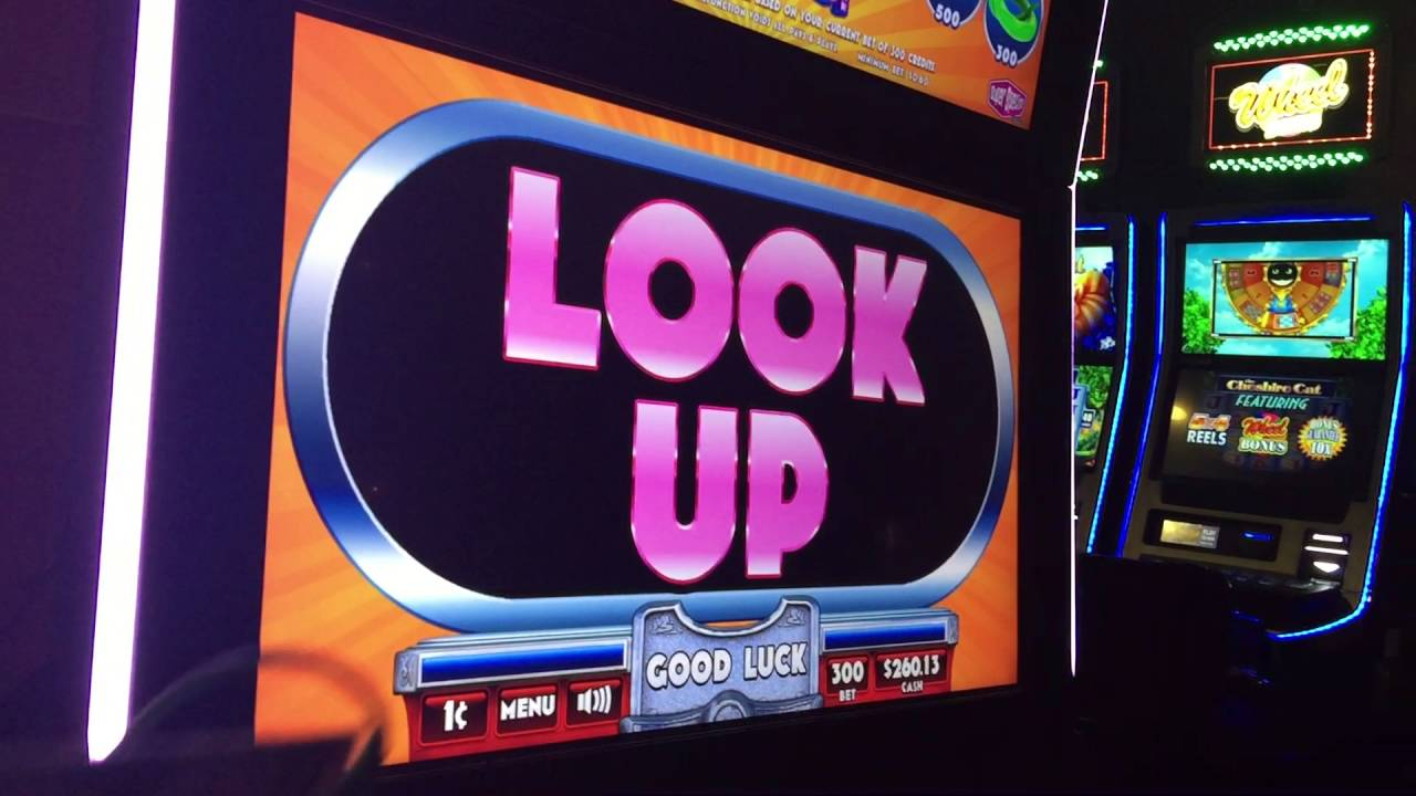 Big Prize Bubblegum Deluxe Slot Machine