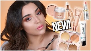 NEW! L'OREAL TRUE MATCH LUMI GLOW COLLECTION! | HITS & MISSES | MakeupByAmarie