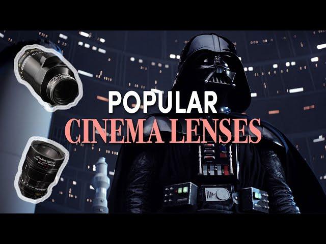 The Most Popular Cinema Lenses (Part 1): Zeiss, Panavision, Cooke, Hawk