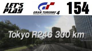 Let's Play Gran Turismo 4 - Part 154 - Endurance Events - Tokyo R246 300k