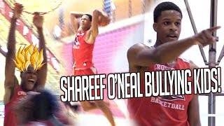 Shareef O'Neal Doing SHAQ'S MOVES For FATHERS DAY! BBQ CHICKEN ALERT🚨