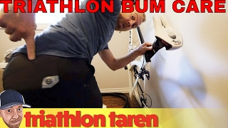The best bums in triathlon