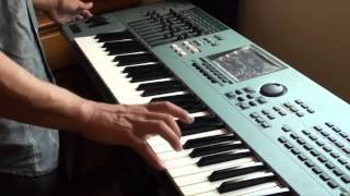 LMFAO - Sorry for Party Rocking - on keyboard