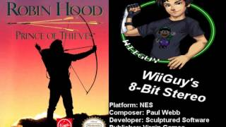 Robin Hood: Prince of Thieves (NES) Soundtrack - 8BitStereo