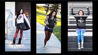 Back To School Outfits!​​​ | Charisma Star​​​