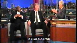 Download Magic Johnson & Larry Bird ospiti al Late Show di Letterman sub ita, parte due Mp3 and Videos