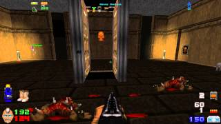 You Can Build A Sniper Rifle :D - Doom RLA + Doom RPG + Icarus.wad (Episode #3) Levels 7-8