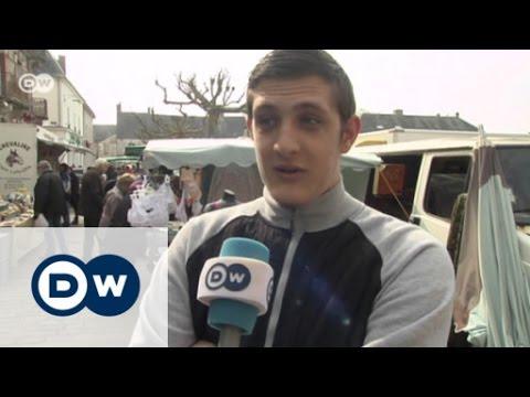 Frankreich wählt: Öffnung oder Abschottung? | DW Deutsch