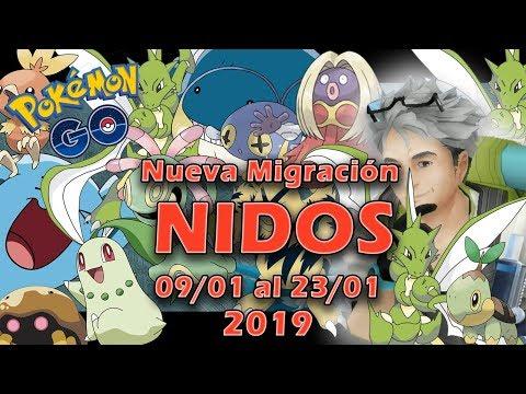 [#Migración76] - NUEVOS #NIDOS POKEMON GO// LonssoPlays thumbnail