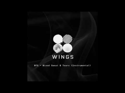 BTS - Blood Sweat & Tears Instrumental