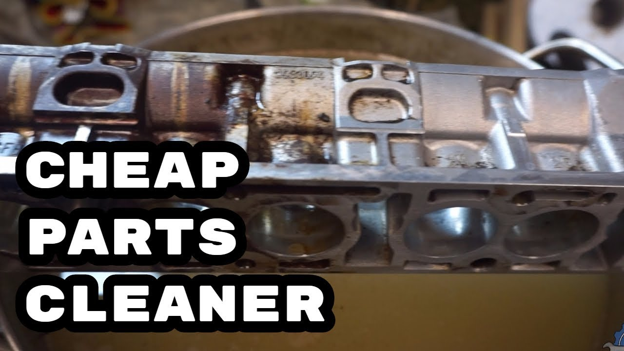 Diy Ultrasonic Cleaner And Degreaser Engine Rebuild Diy And Swap