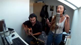 Side to side - Ariana Grande feat Nicki Minaj - Jehona Lumi (cover)