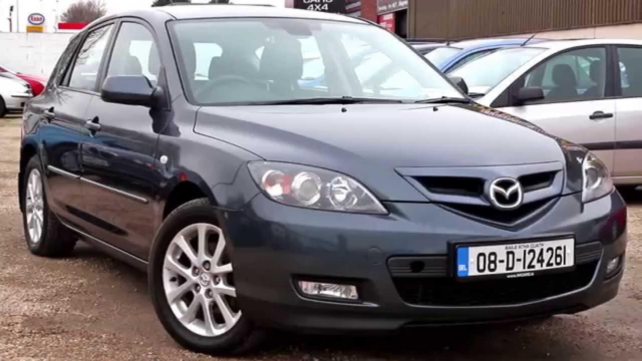 Captivating Mazda 3 2004   2008 Review | CarsIreland.ie