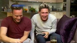 Niall Horan & Olly Murs On Celebrity Gogglebox For Stand Up To Cancer