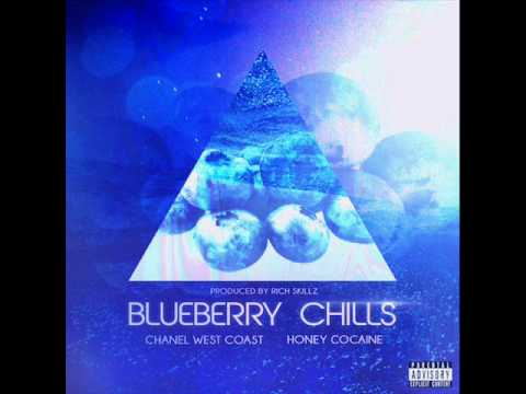 Download Chanel West Coast ft. Honey Cocaine -- Blueberry Chills (New Music February 2014)