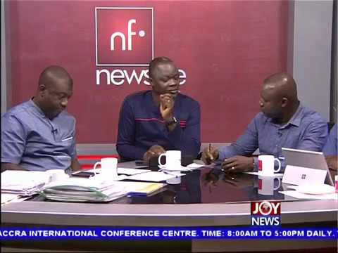 Row Over MASLOC Car Deal - Newsfile on JoyNews (7-10-17)