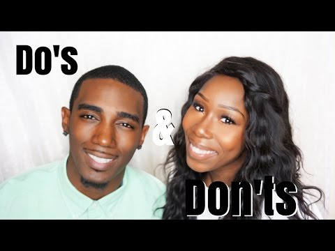 Couples Video| Dos & Donts of Living With A Boyfriend/Girlfriend