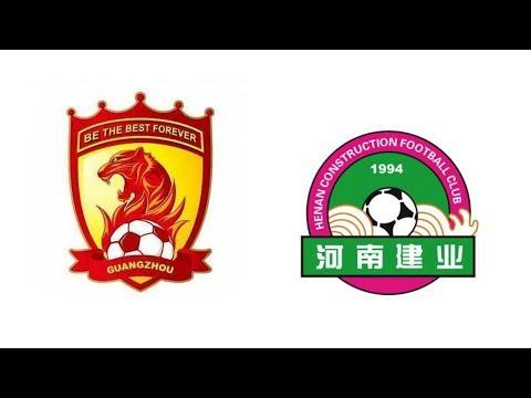 Round 22 - Guangzhou Evergrande Taobao FC vs Henan Jianye