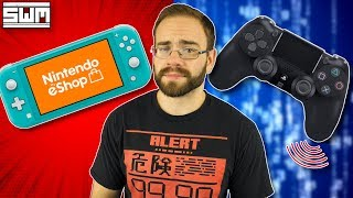 Nintendo's BIG eShop Sale And The PS5 Will Measure Your Heart Rate? | News Wave