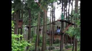 TBC Men at Traben-Trarbach Ropes Course.wmv