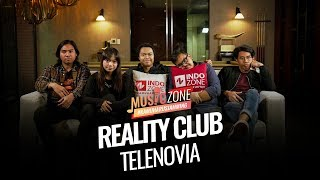 Reality Club - Telenovia - Live at MUSIC ZONE