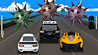 Deadly Race ALL VEHICLES (Speed Car Bumps Challenge) Gameplay #8