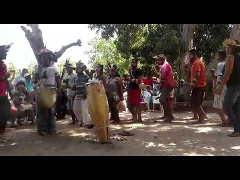 Toré Pankararu na aldeia Jenipapo Canindé