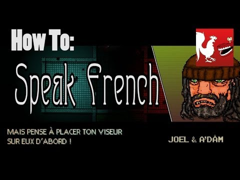How To: Speak French