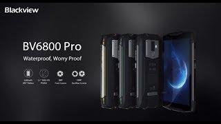Офіційний 3D графічний відео купуйте BV6800 про Сід IP68/ІР69К міцний телефон з підтримкою NFC 6580mAh