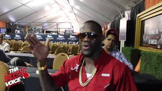 Deontay Wilder These Heavyweights Just Jealous of Me