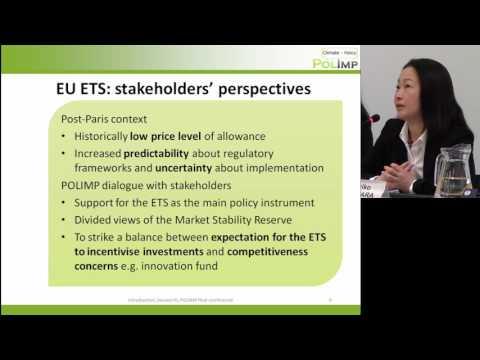 Noriko Fujiwara (CEPS): Looking towards net zero-emissions in a 1.5°C world