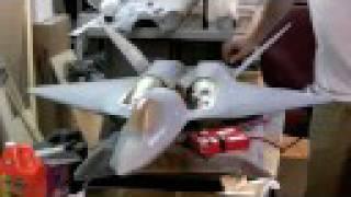 YF-23 ATF Model