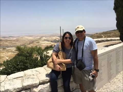 Israel Vacation 2015